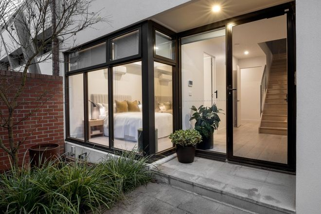 Picture of 10/582 Nicholson Street, FITZROY NORTH VIC 3068