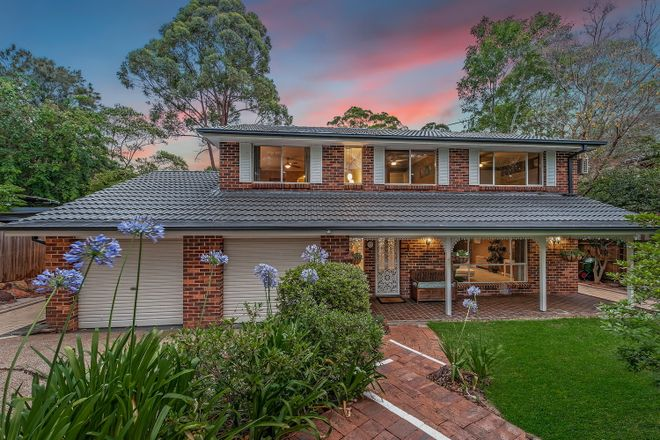 Picture of 66 Oratava Avenue, WEST PENNANT HILLS NSW 2125