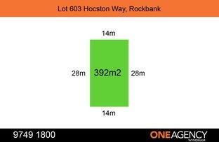 603 Hocston Way, Rockbank VIC 3335
