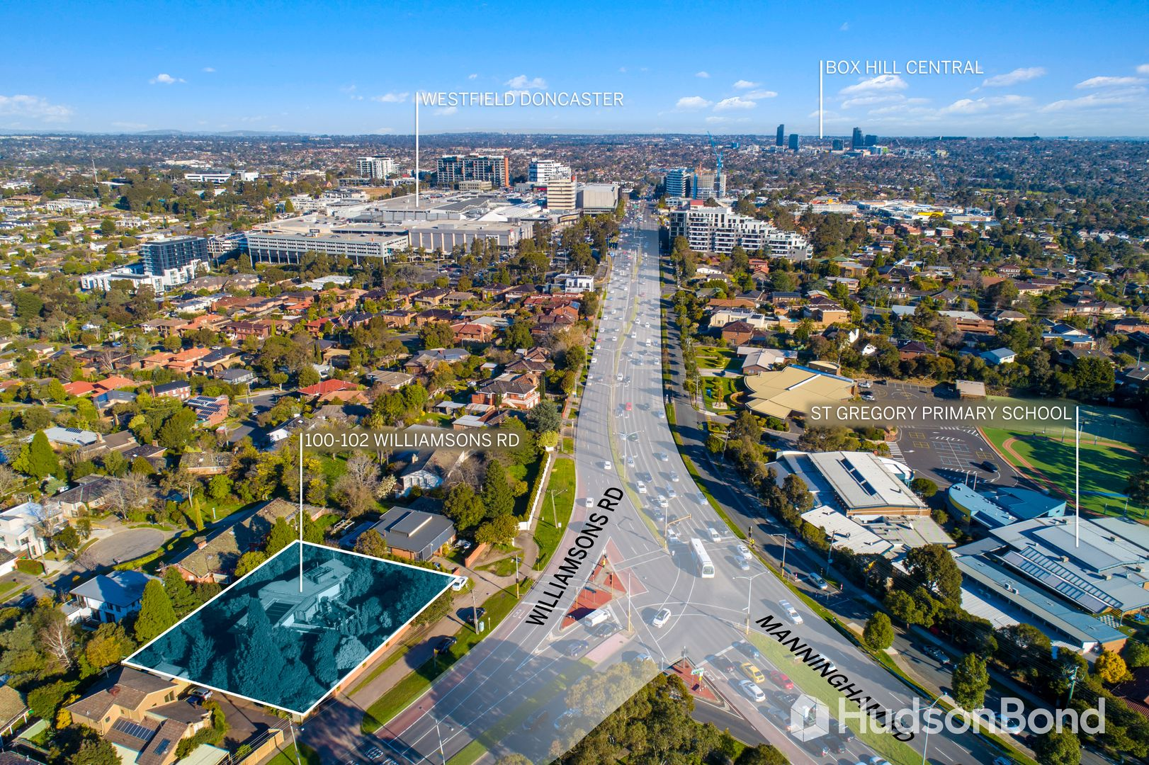 100-102 Williamsons Road, Doncaster VIC 3108, Image 1