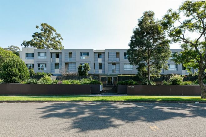 Picture of 1/18-22 Ball Avenue, EASTWOOD NSW 2122