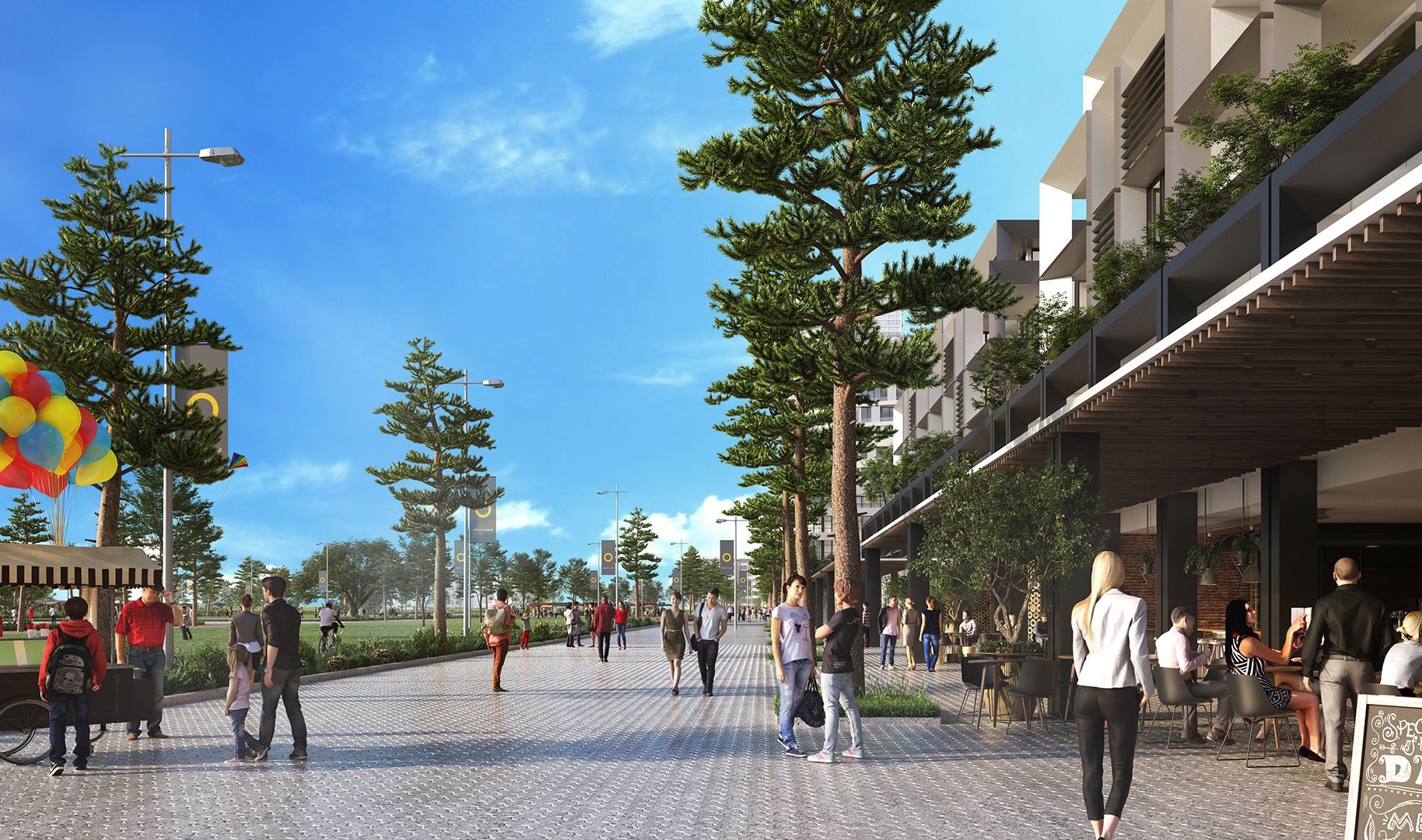 Lot 60/2 Figtree Drive, Sydney Olympic Park NSW 2127, Image 2
