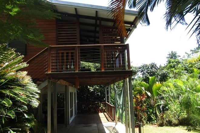 Picture of 2 Plumb St, BINGIL BAY QLD 4852