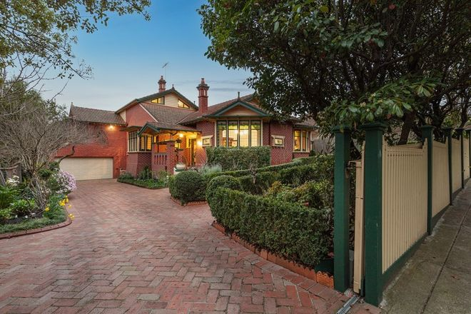Picture of 23 Thornton Street, KEW VIC 3101