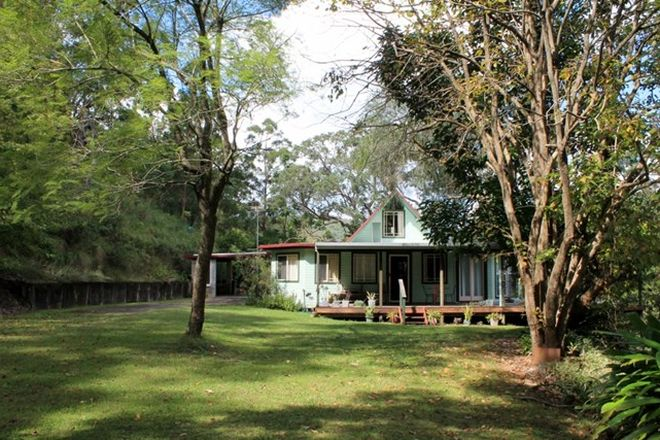 Picture of 282 Lions Road - Cougal, KYOGLE NSW 2474