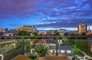 Picture of 601/56 Prospect St, Fortitude Valley QLD 4006