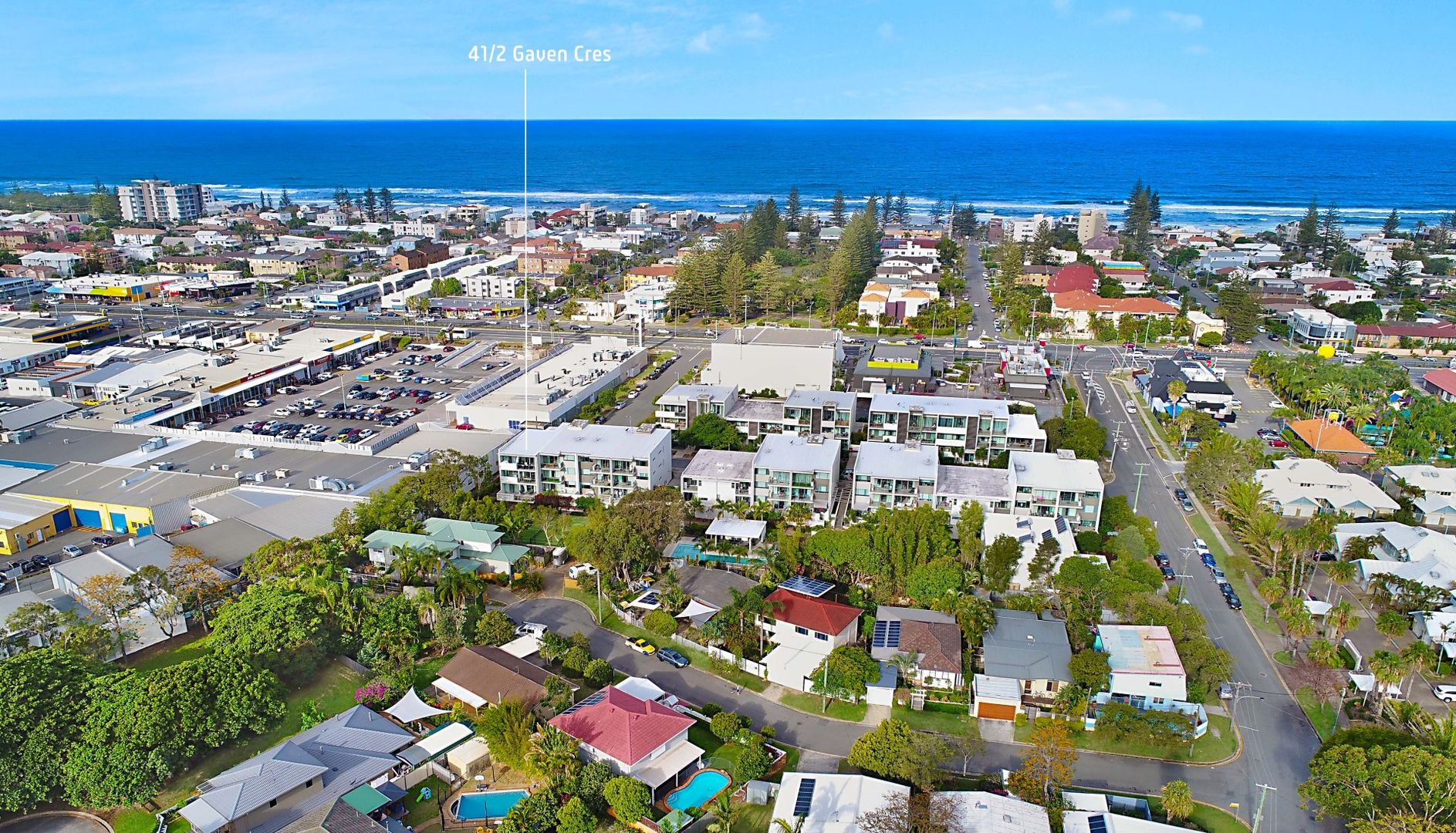 41/2 Gaven Crescent, Mermaid Beach QLD 4218, Image 0