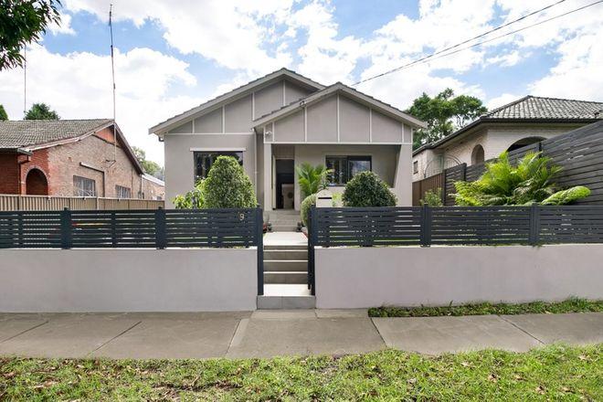 Picture of 9 Hurlstone Avenue, HURLSTONE PARK NSW 2193