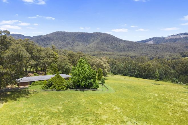 Picture of 1350&1420 Little Yarra Road, GILDEROY VIC 3797