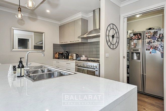 Picture of 4 Holmsgarth Court, BROWN HILL VIC 3350