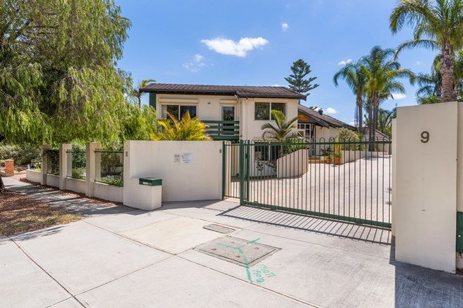 Picture of 1/9-11 Pinedale Street, EAST VICTORIA PARK WA 6101