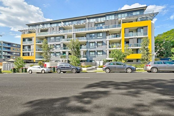 Picture of 206/38-42 Chamberlain  Street, CAMPBELLTOWN NSW 2560