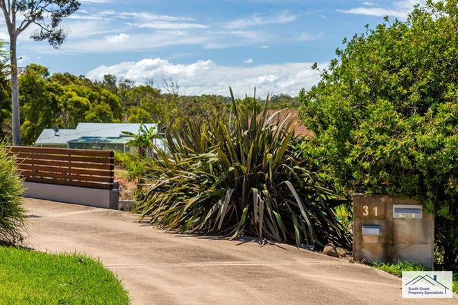 Picture of 31 MOORONG CRESCENT, MALUA BAY NSW 2536