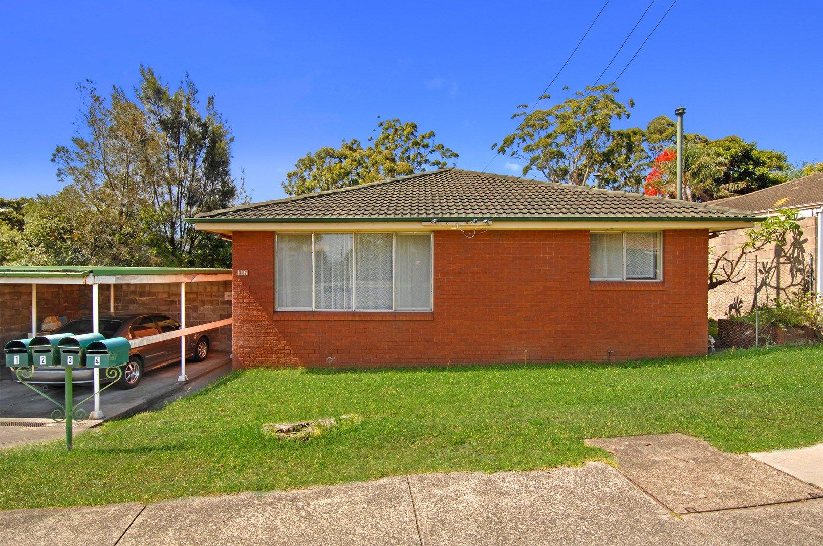 1/116 The  Avenue, Mount Saint Thomas NSW 2500, Image 0