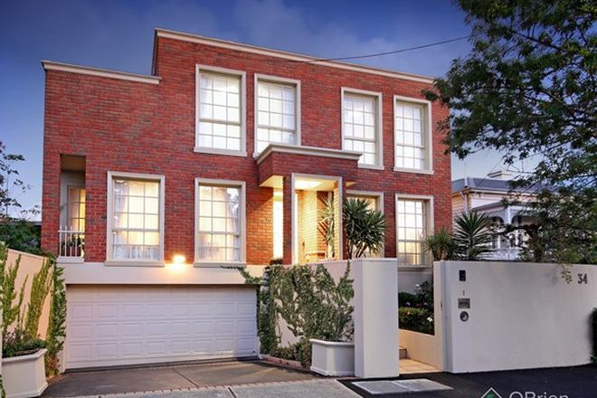 Picture of 1/34 Tennyson Street, MALVERN EAST VIC 3145