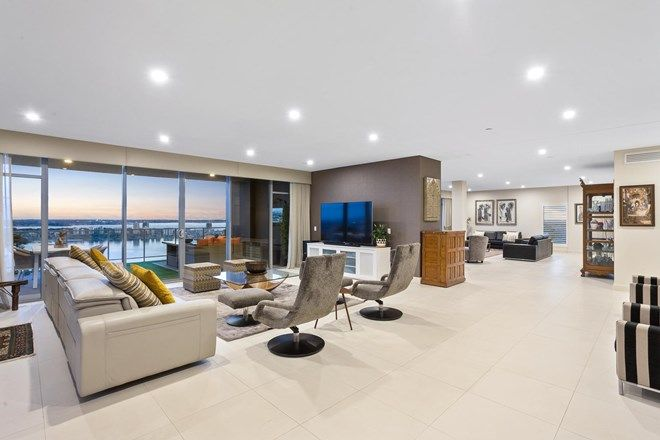 Picture of 2701/237 Adelaide Terrace, PERTH WA 6000