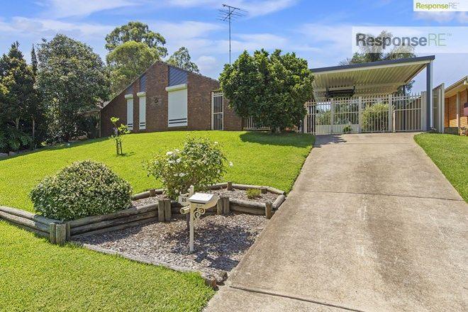 Picture of 26 Fireball  Avenue, CRANEBROOK NSW 2749