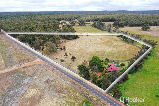 Picture of 289 Patstone Road, COLLIE WA 6225