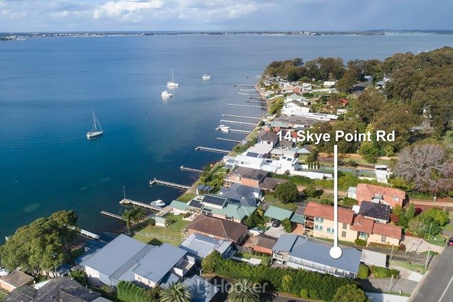 Picture of 14 Skye Point Road, COAL POINT NSW 2283
