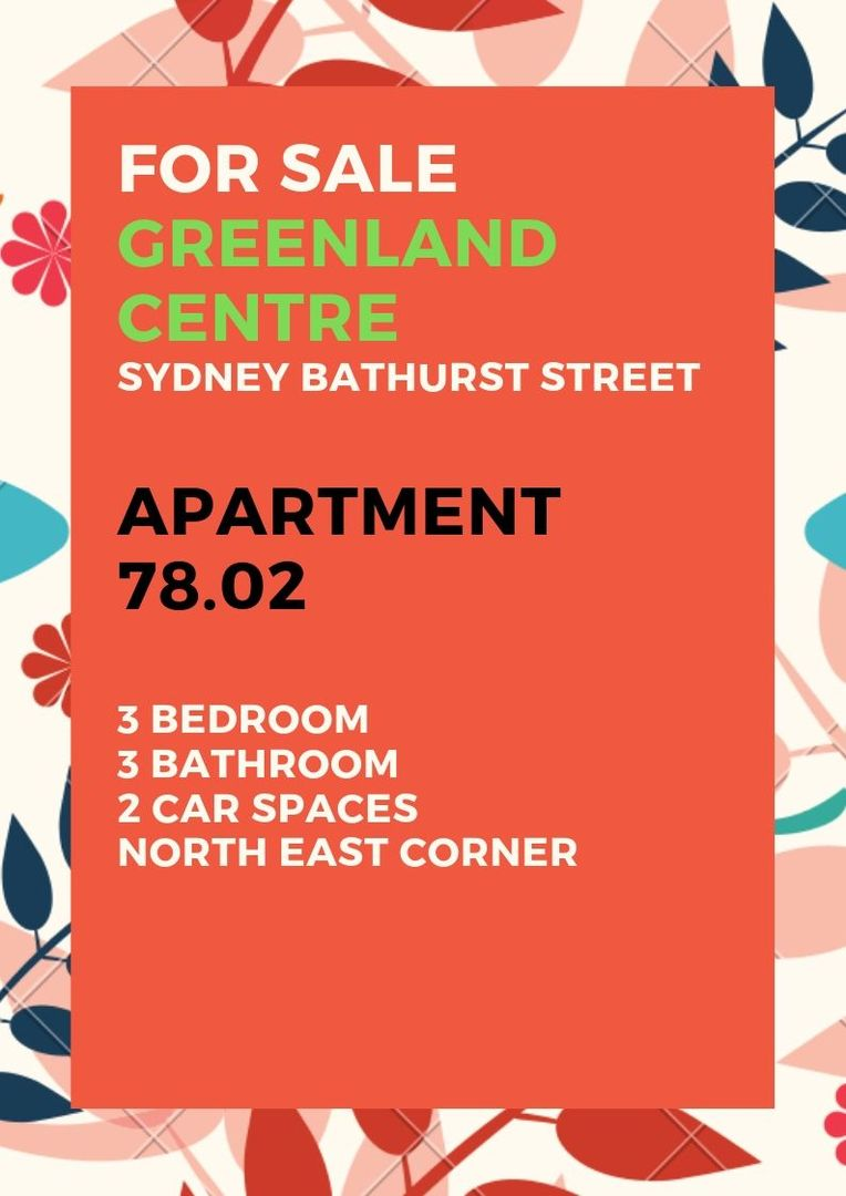 7802/115 Bathurst street, Sydney NSW 2000, Image 0