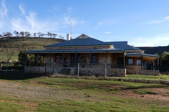 Picture of 395 Campbell Range Road, BUNDALEER NORTH SA 5491