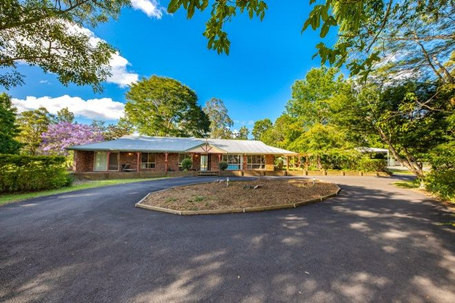 Picture of 45 London Creek Road, PEACHESTER QLD 4519