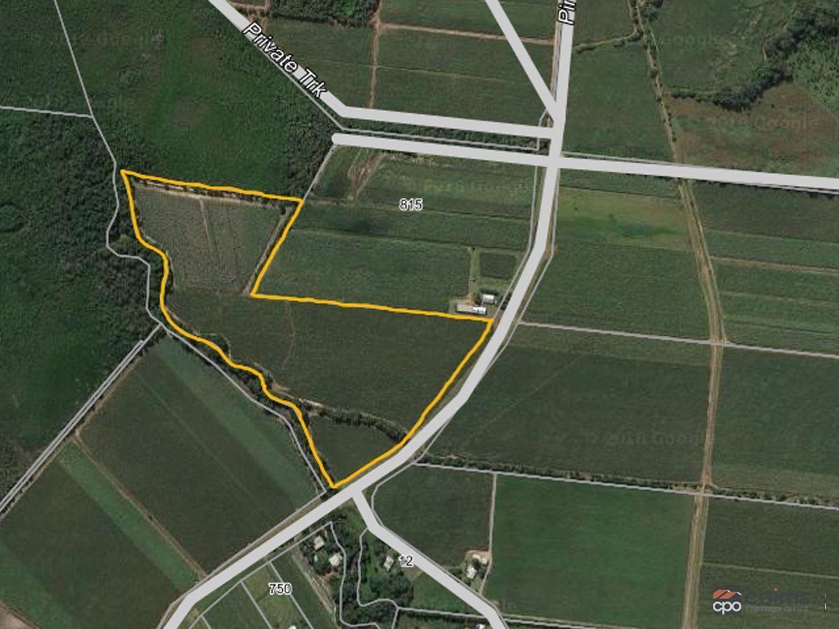 Lot 3 Pine Creek Yarrabah Road, Green Hill QLD 4865, Image 0