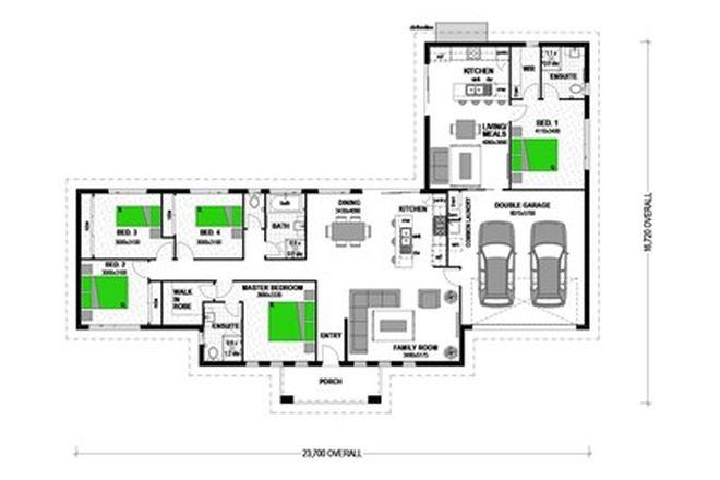 Picture of Lot 37 Currajong Cct 'Springbrook Estate', DELANEYS CREEK QLD 4514