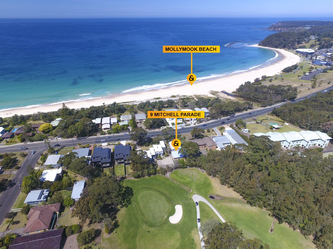 9 Mitchell Parade, Mollymook NSW 2539, Image 0