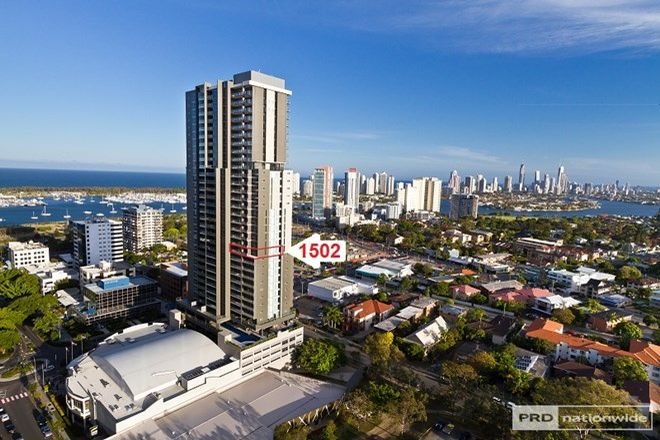 Picture of 1502/34 Scarborough Street, SOUTHPORT QLD 4215