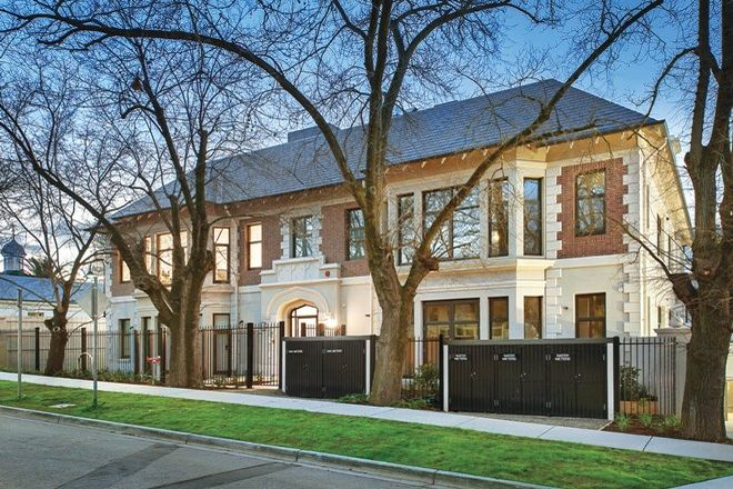 Picture of 101/9 Somers Avenue, MALVERN VIC 3144