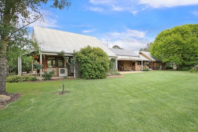 Picture of 85 Centre Road, MOLYULLAH VIC 3673