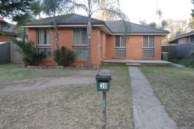 30 Hatchinson Crescent, JAMISONTOWN NSW 2750
