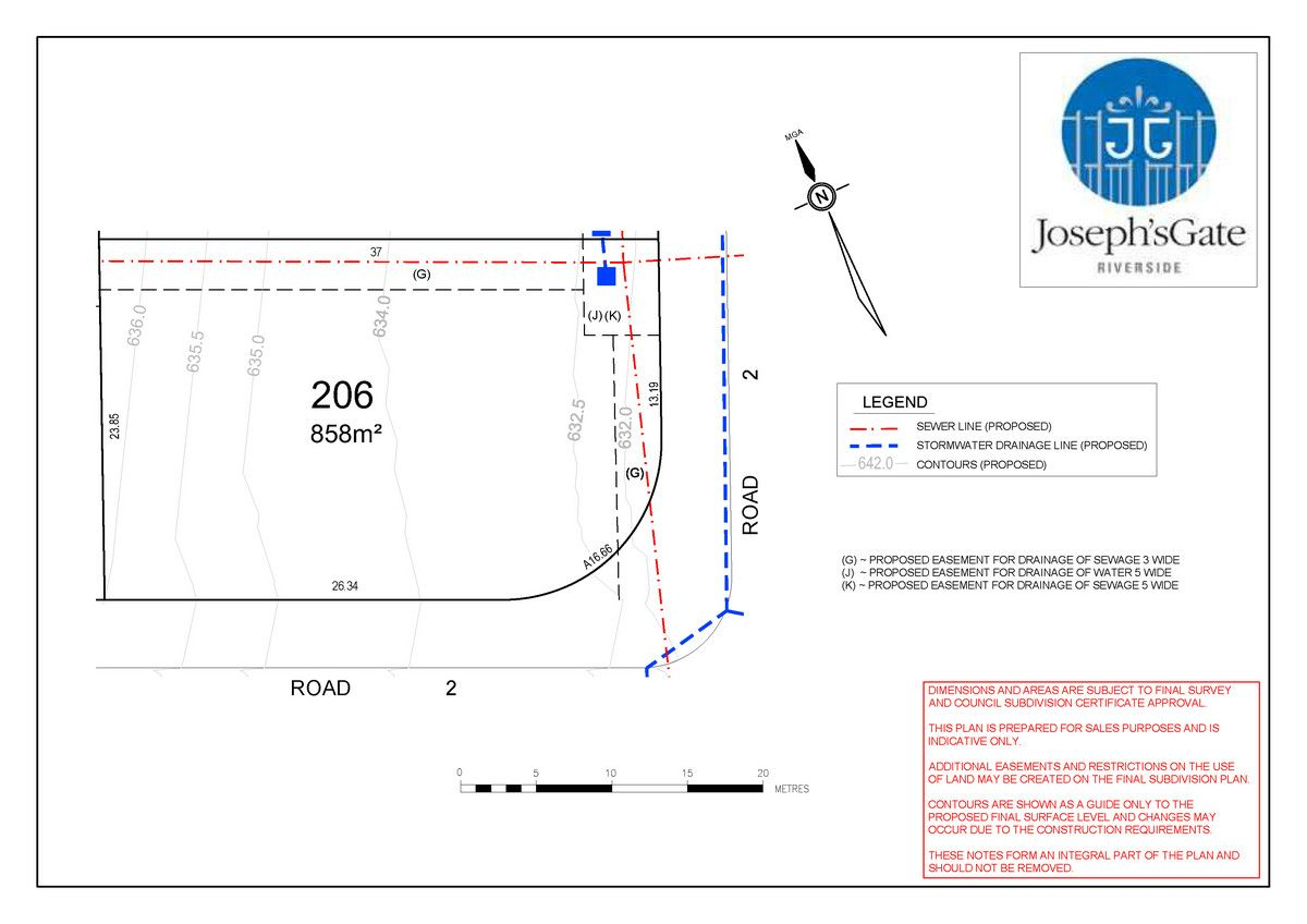 Lot 206 Josephs Gate, Goulburn NSW 2580, Image 1
