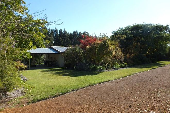 Picture of 387 Marbelup North Road, MARBELUP WA 6330