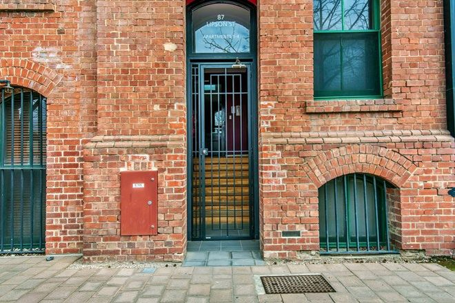 Picture of 1/87 Lipson Street, PORT ADELAIDE SA 5015