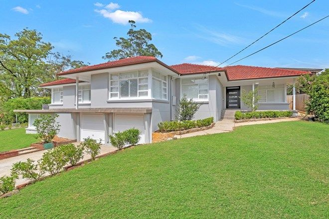 Picture of 88 Murray Farm Road, BEECROFT NSW 2119