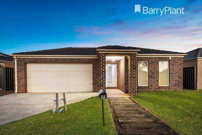 Picture of 67 Kinglake Drive, WYNDHAM VALE VIC 3024