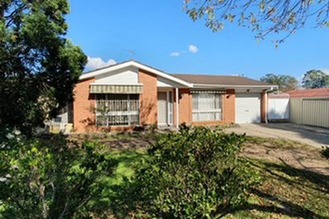 Picture of 4 Verity Place, OAKHURST NSW 2761