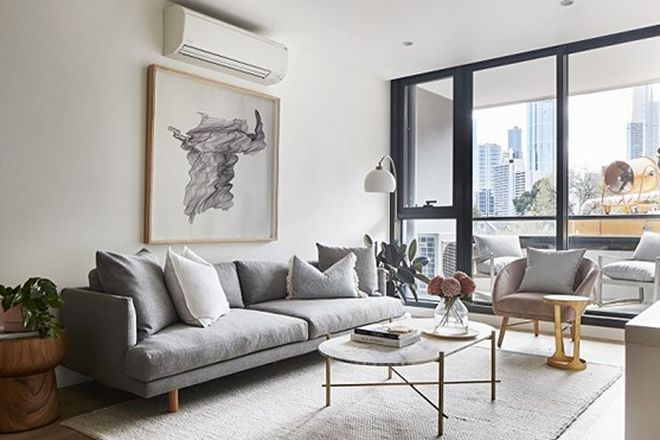 Picture of 1105/25 Coventry Street, SOUTHBANK VIC 3006