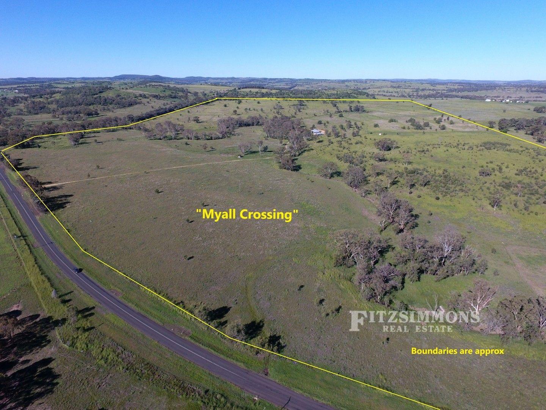 0 Pechey - Maclagan Road, Quinalow, Dalby QLD 4405, Image 0