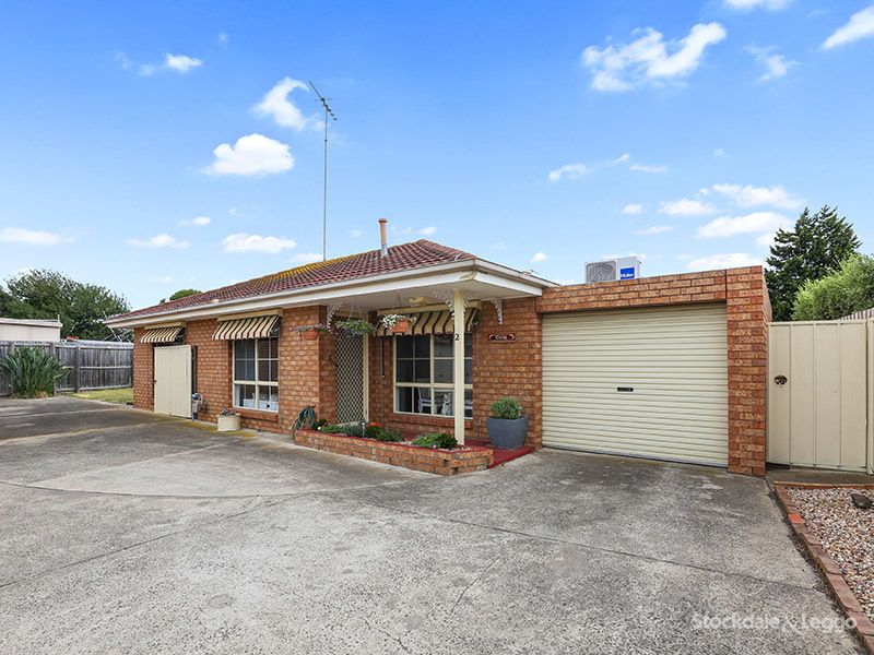 2/6 Harvard Crt, Whittington VIC 3219, Image 1