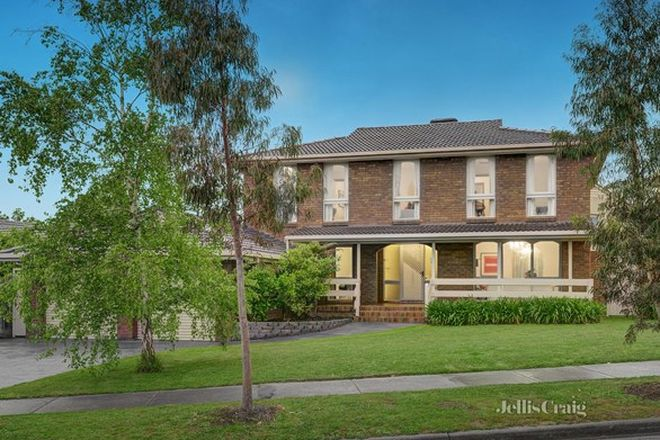 Picture of 42 Woodlea Street, DONCASTER EAST VIC 3109