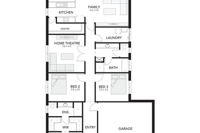 Picture of Lot 245 Wosten Drive, BLAKEVIEW SA 5114