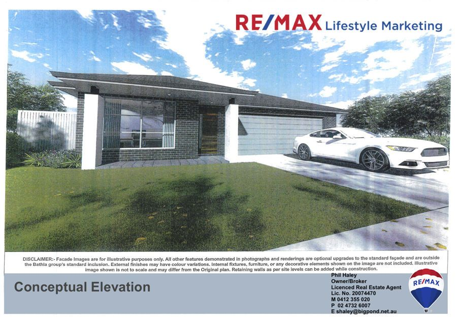 Lot 2 326-330 Caddens Road, Claremont Meadows NSW 2747, Image 0