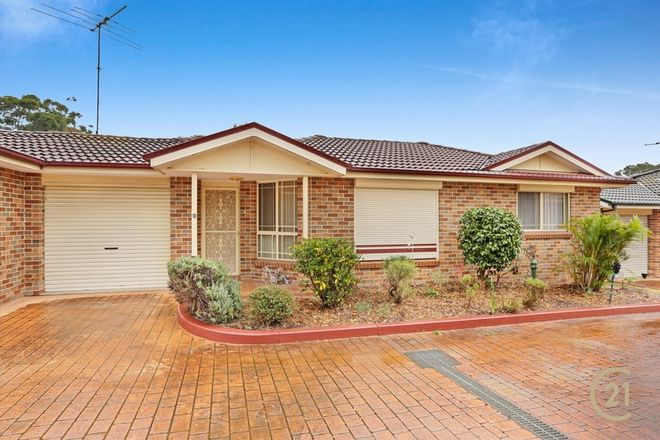 Picture of 10/38A Victoria Road, MACQUARIE FIELDS NSW 2564