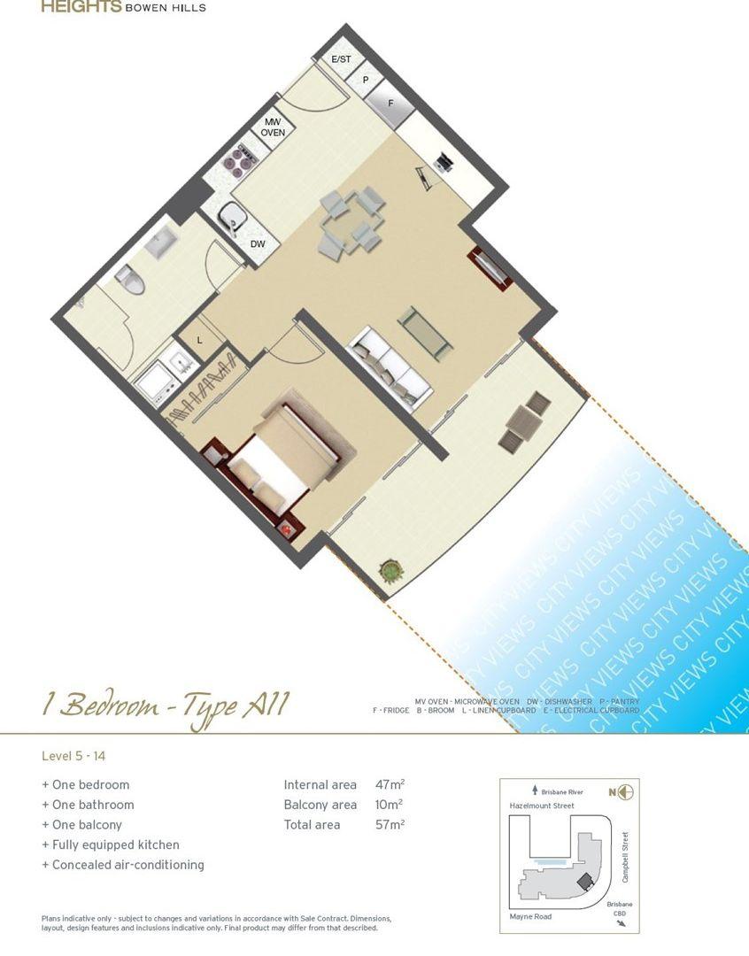 604/35 Campbell Street, Bowen Hills QLD 4006, Image 21