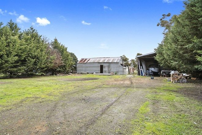 Picture of Lot 2, 803 Linton-Carngham Road, SNAKE VALLEY VIC 3351