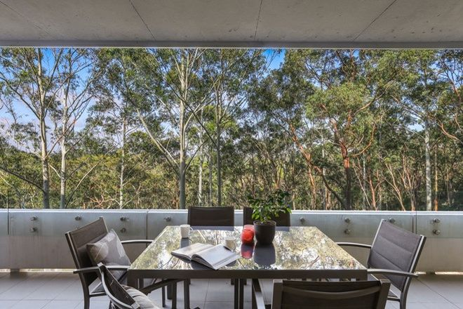 Picture of 322/7 Dunstan Grove, LINDFIELD NSW 2070
