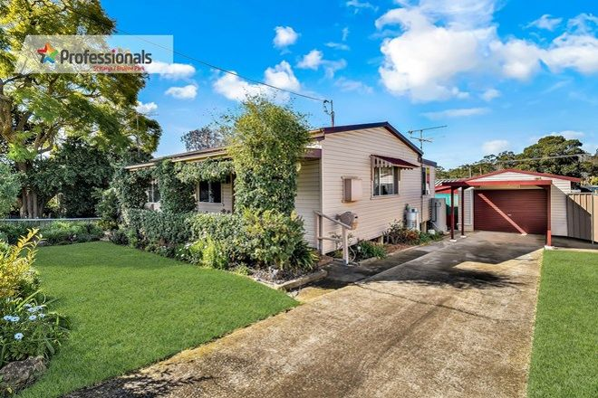 Picture of 46 Second Street, WARRAGAMBA NSW 2752